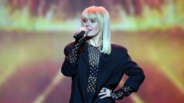 Российская певица Валерия - Sputnik Азербайджан