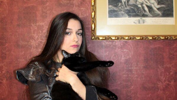 Писательница Ширин Шафиева, фото из архива - Sputnik Азербайджан