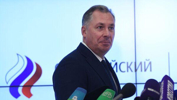 Президент Олимпийского комитета России Станислав Поздняков  фото из архива - Sputnik Азербайджан