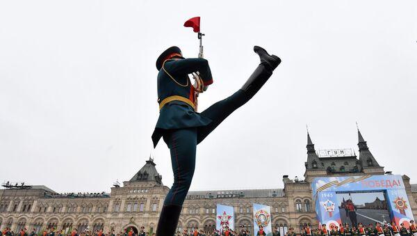 Парад победы в Москве, фото из архива - Sputnik Азербайджан