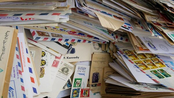 Письма в конвертах - Sputnik Азербайджан
