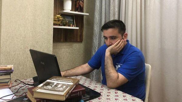 Эльтадж Сафарли - Sputnik Азербайджан