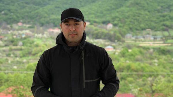 Халид Гейдаров, фото из архива - Sputnik Азербайджан