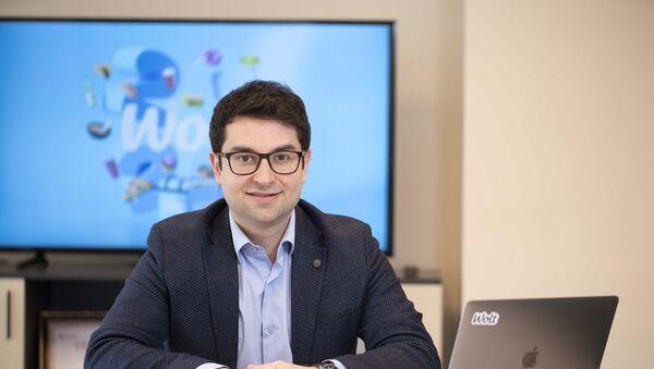 Интервью с генеральным директором Wolt Azerbaijan Фуадом Бабаевым - Sputnik Азербайджан