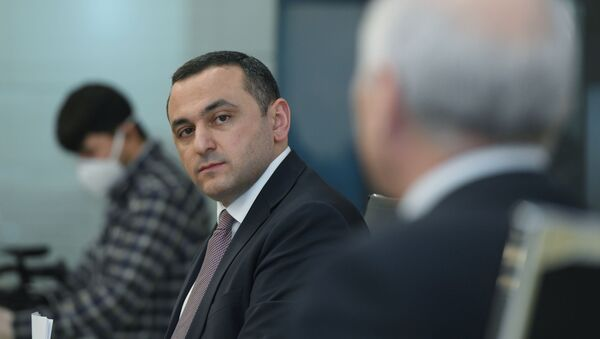 Председатель правления TƏBİB Рамин Байрамлы - Sputnik Азербайджан
