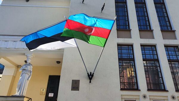 Дом Азербайджана в Эстонии - Sputnik Азербайджан