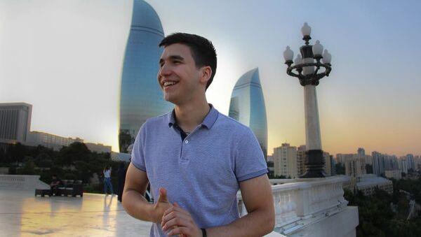 Фархад Агамалиев, фото из архива - Sputnik Азербайджан