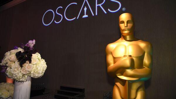 Статуя Оскара, фото из архива - Sputnik Азербайджан