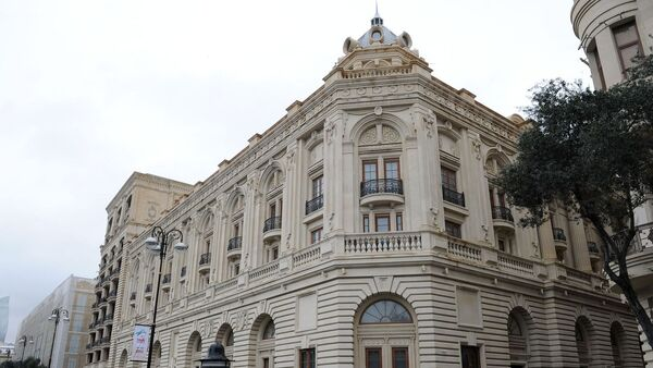 Азербайджанский Государственный Музыкальный Театр - Sputnik Азербайджан