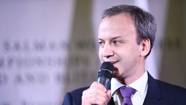 Глава Международной федерации шахмат Аркадий Дворкович, фото из архива - Sputnik Азербайджан