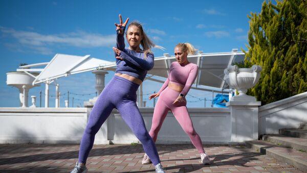 Онлайн-фитнес в Сочи - Sputnik Azərbaycan