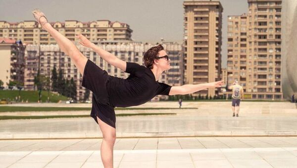 Фарид Казаков представил свой новый клип Танец в моей жизни - Sputnik Азербайджан