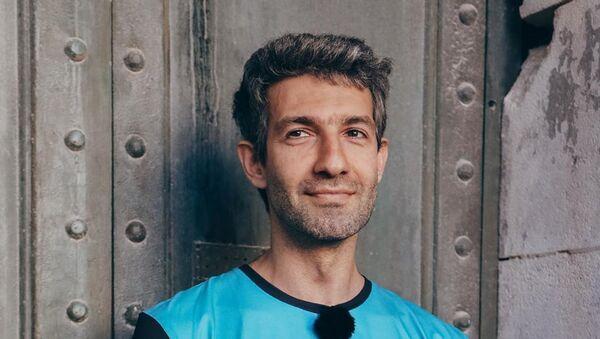 Таир Мамедов, фото из архива - Sputnik Азербайджан