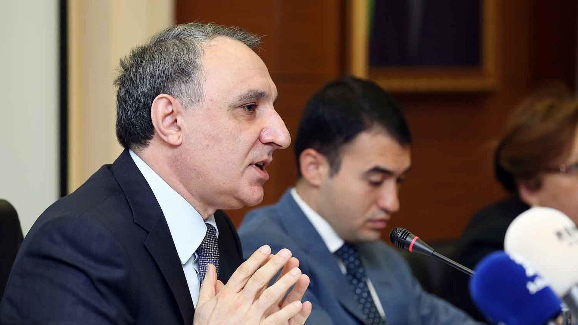 Генеральный прокурор АР Кямран Алиев, фото из архива - Sputnik Азербайджан, 1920, 28.09.2021