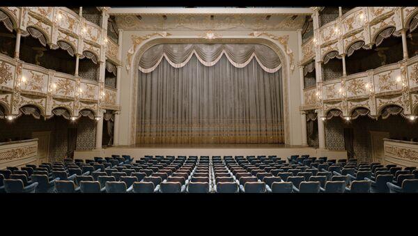 Азербайджанский Государственный Музыкальный Театр - Sputnik Azərbaycan