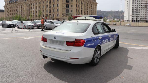 Bakıda xüsusi rejimə nəzarət - Sputnik Азербайджан