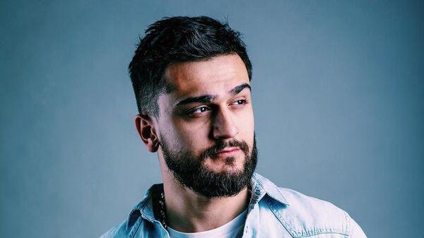 Азербайджанский исполнитель Джони (Джахида Гусейнли), фото из архива - Sputnik Азербайджан