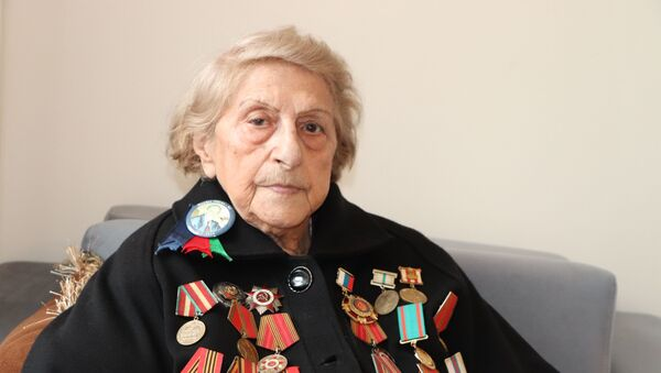 Саттарова Фатима - Sputnik Азербайджан