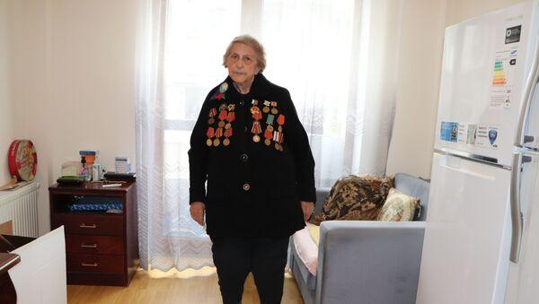 Fatma Səttarova - Sputnik Азербайджан