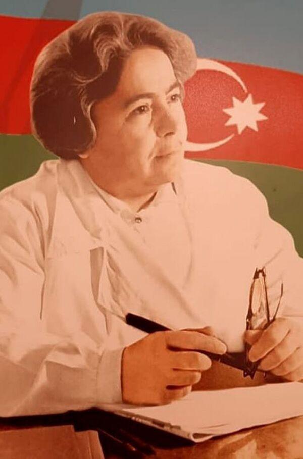 Гызбяс Асадова - Sputnik Азербайджан