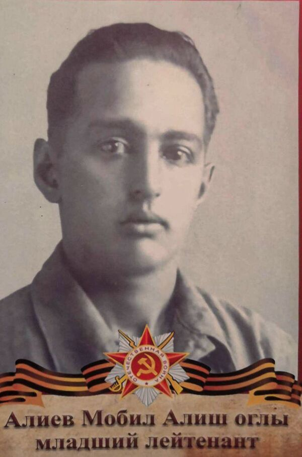 Мобил Алиш оглу Алиев - Sputnik Азербайджан