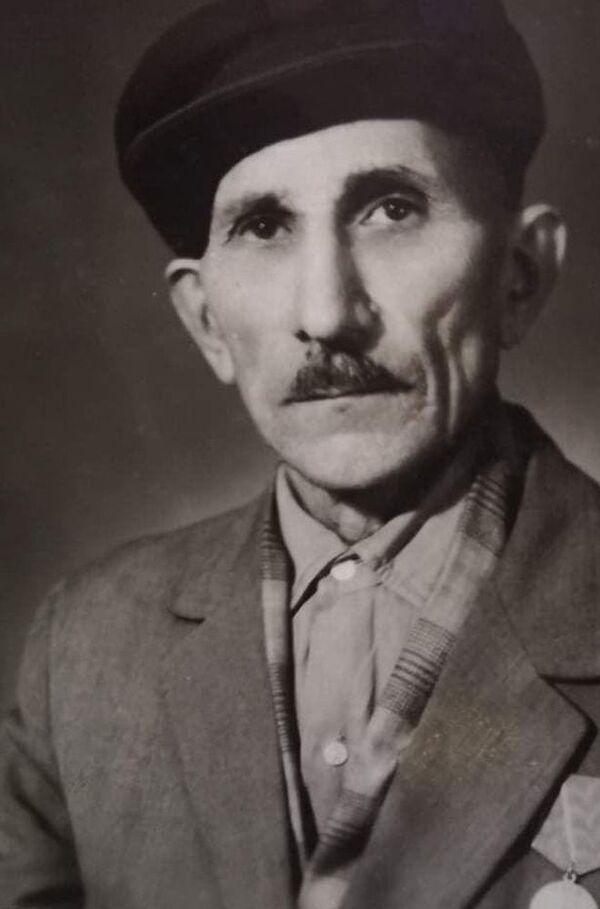 Мардан Зейнал оглу Зейналов - Sputnik Азербайджан