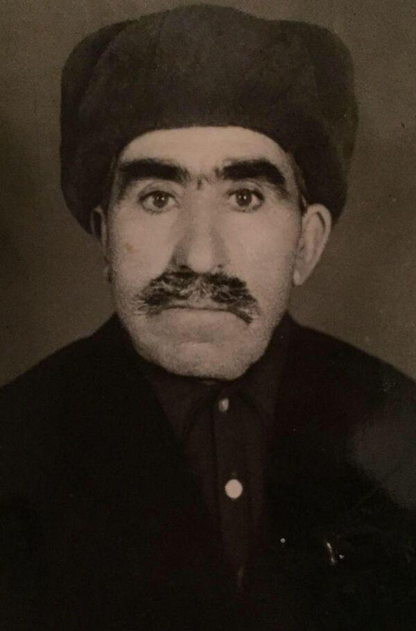 Мамедкаримов Абдул Гамид оглы - Sputnik Азербайджан