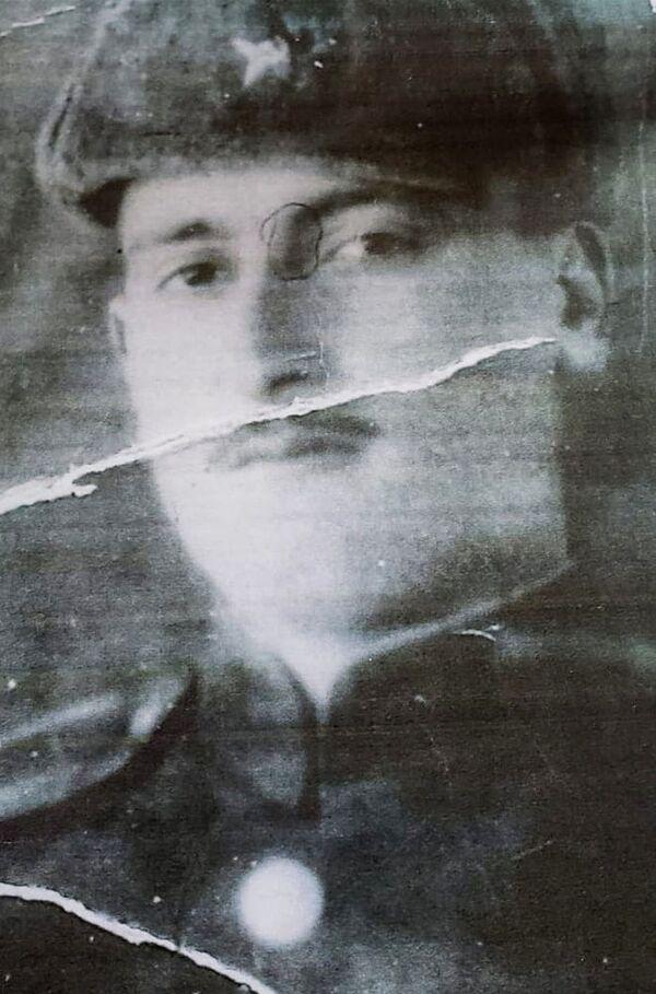 Николай Иванович Холстов - Sputnik Азербайджан