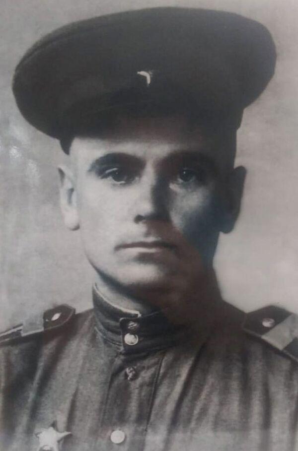 Федор Григорьевич Гинга - Sputnik Азербайджан