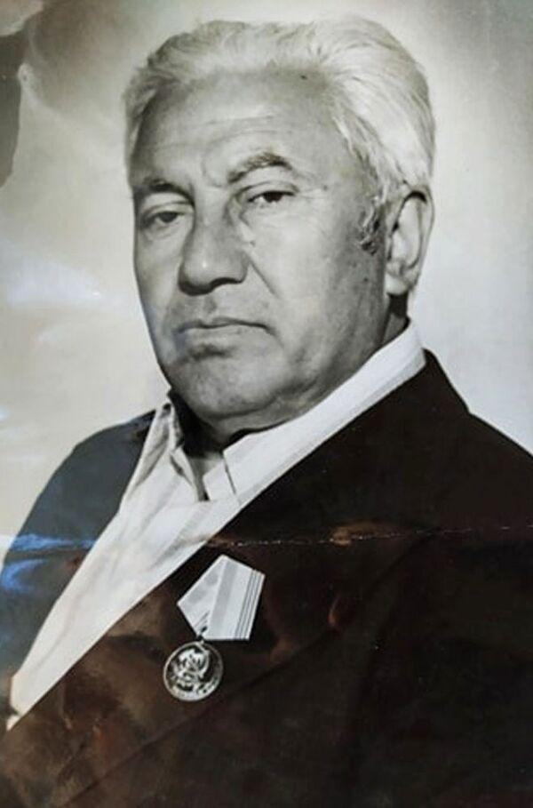 Гаджиев Али Багир оглу - Sputnik Азербайджан