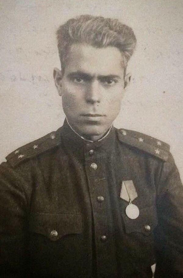 Аллахвердов Ахмед Бабаевич - Sputnik Азербайджан