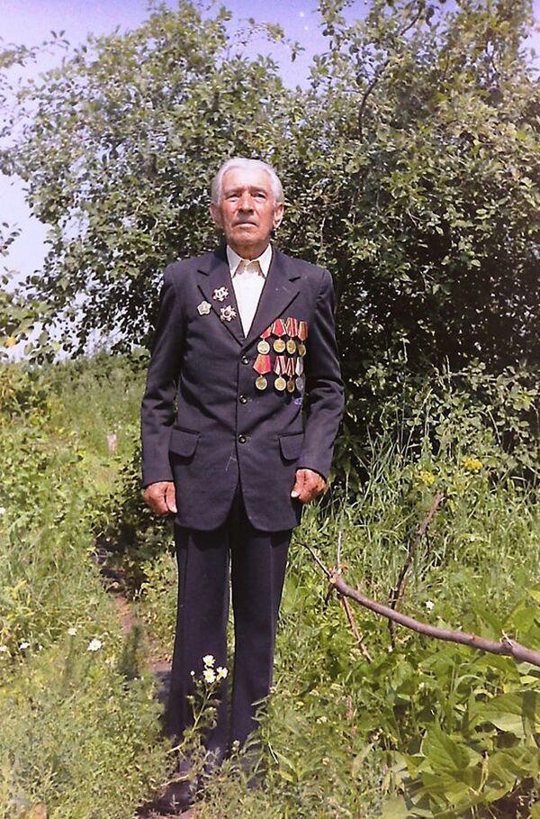 Александр Иванович Медведев - Sputnik Азербайджан