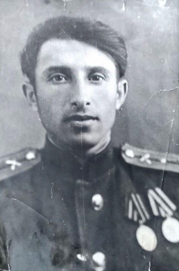 Михаил Григорьевич Шевцов - Sputnik Азербайджан