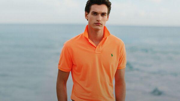 Ralph Lauren: пластиковая тара на модной службе - Sputnik Азербайджан