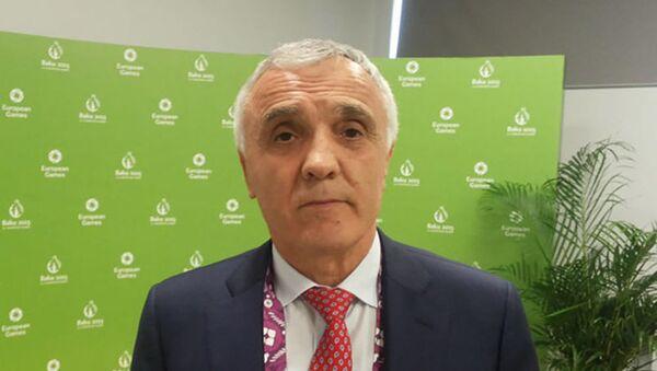 Магомед Алиомаров, фото из архива - Sputnik Азербайджан