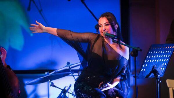 Севиндж Агасиева, фото из архива - Sputnik Azərbaycan