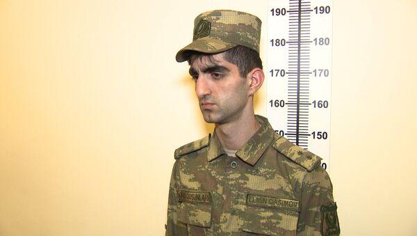 Elçin İsmayılov - Sputnik Азербайджан