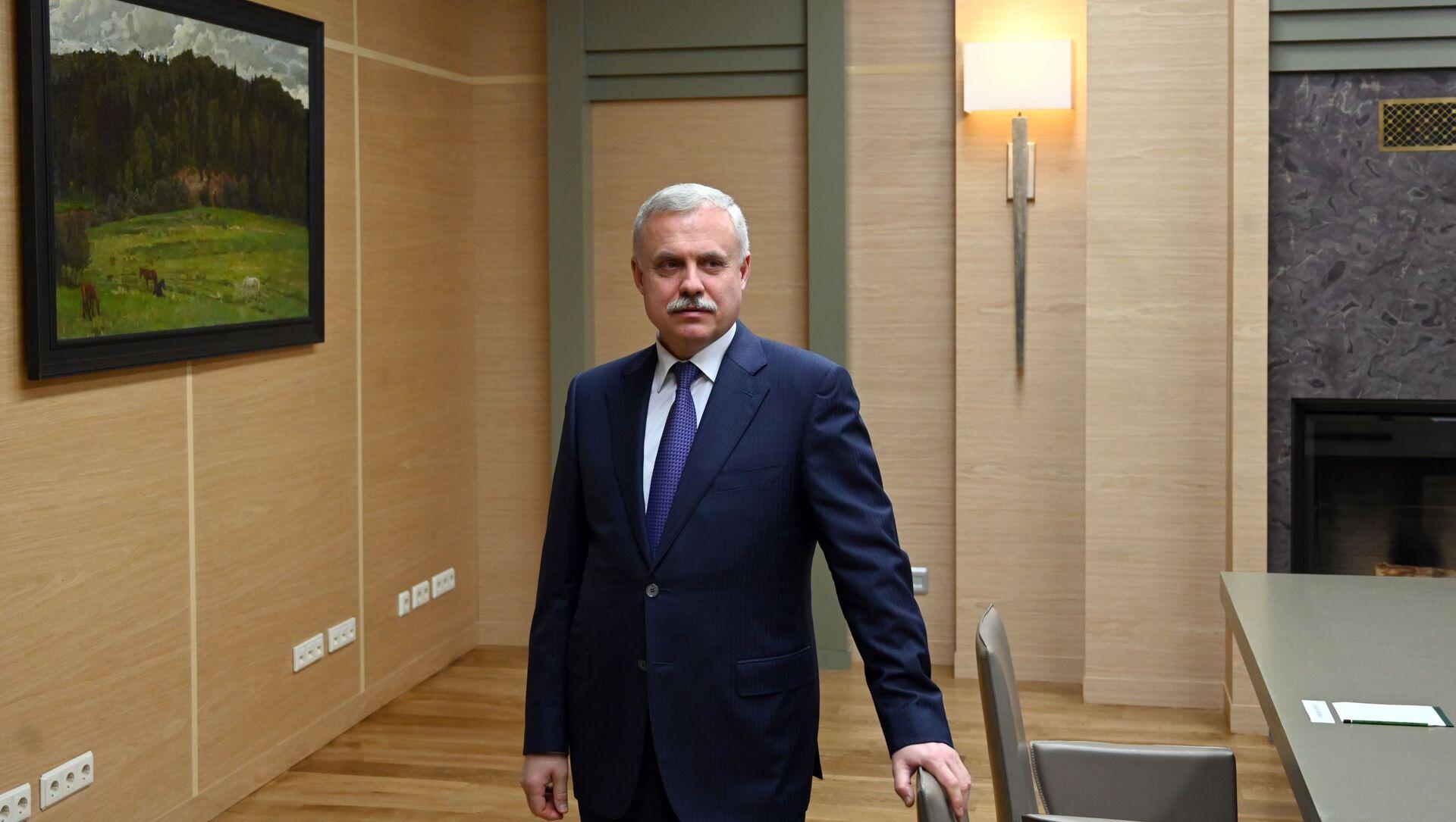 Генеральный секретарь Организации Договора о коллективной безопасности (ОДКБ) Станислав Зась - Sputnik Азербайджан, 1920, 09.08.2021