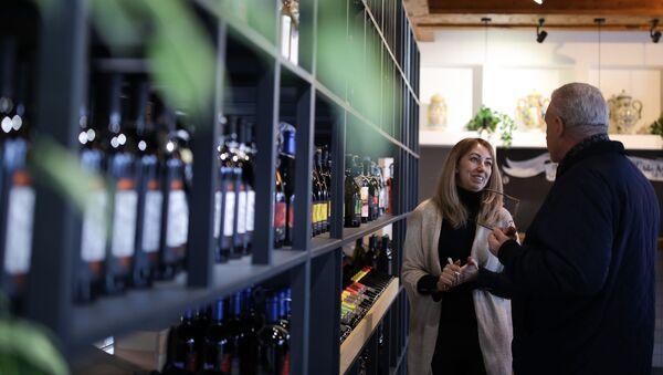 Магазин винодельческого хозяйства - Sputnik Азербайджан