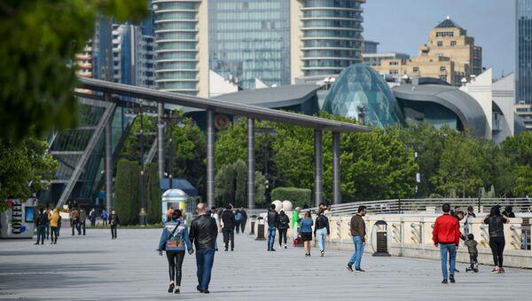 Баку после смягчения карантина - Sputnik Азербайджан
