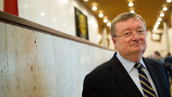 Постоянный представитель РФ в ЮНЕСКО Александр Кузнецов, фото из архива - Sputnik Азербайджан