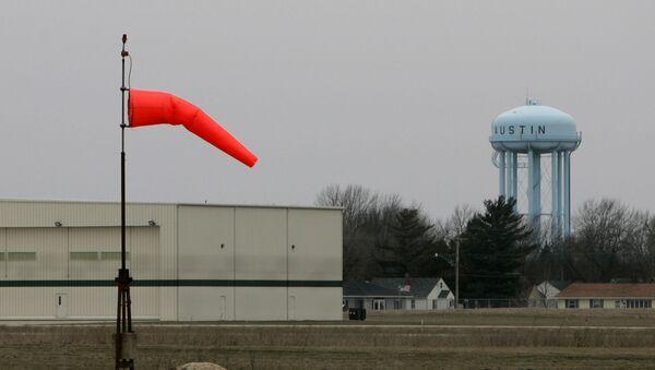 Ветроуказатель, фото из архива - Sputnik Azərbaycan