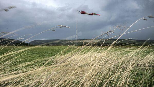 Ветроуказатель, фото из архива - Sputnik Азербайджан