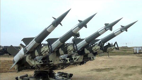 Учения войск ПВО Азербайджана - Sputnik Азербайджан