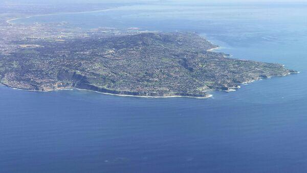 Южный залив города Торранс штат Калифорния, фото из архива - Sputnik Азербайджан