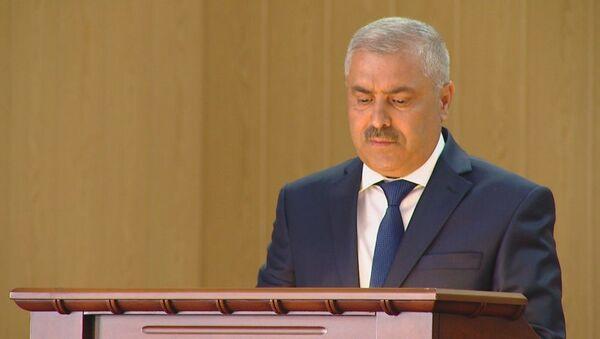 Премьер министр  Нахичеванской Автономной Республики Сабухи Мамедов, фото из архива - Sputnik Азербайджан