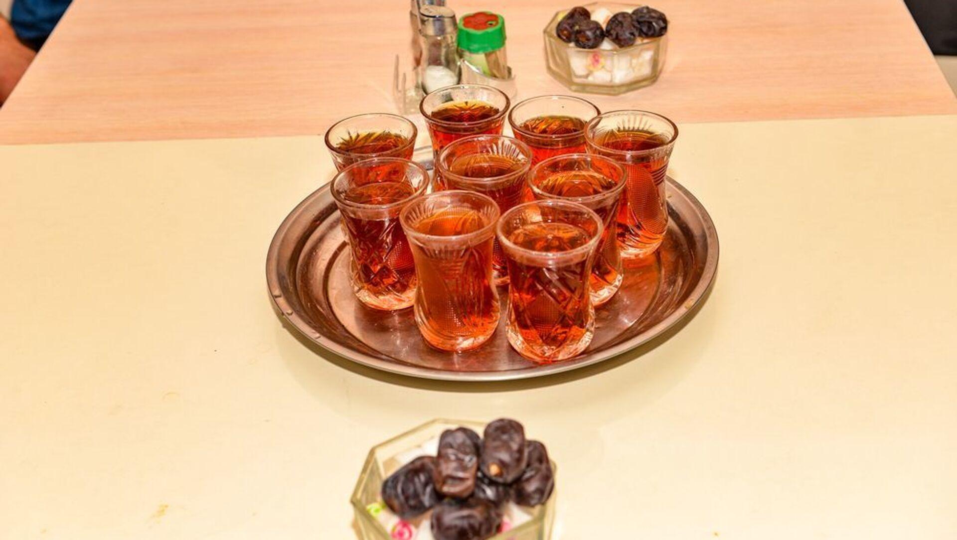 İftar süfrəsi - Sputnik Азербайджан, 1920, 12.04.2021