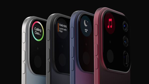 Какой будет первая съемная GoPro-камера для смартфонов? - Sputnik Азербайджан