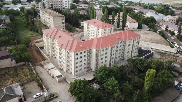 Жилой дом. фото из архива - Sputnik Азербайджан