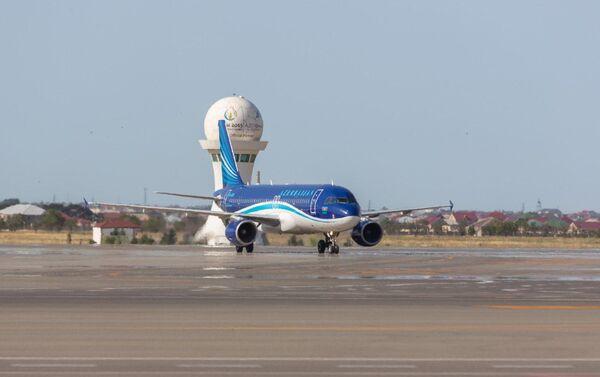 Самолет AZAL - Sputnik Азербайджан